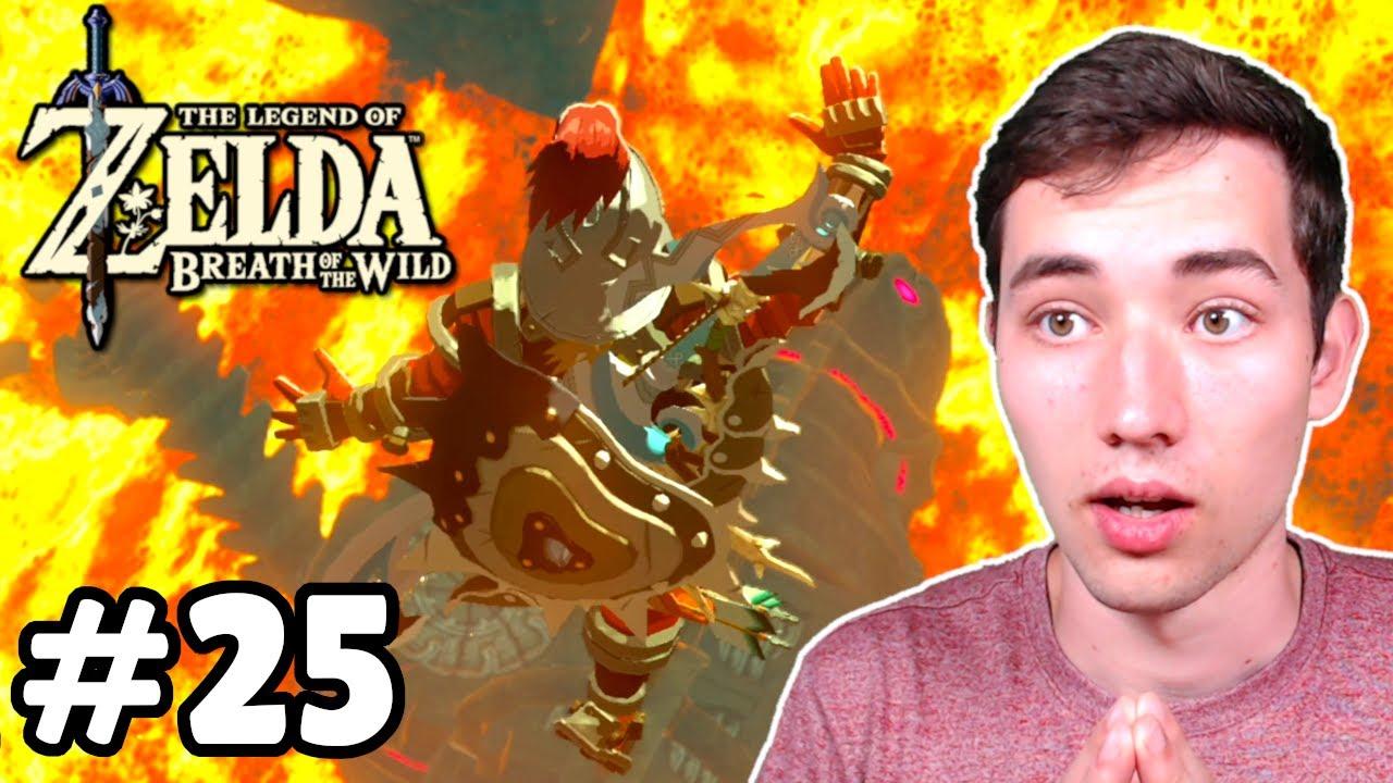 SPRUNG AUF DEN TITAN! (Vah Rudania) | The Legend of Zelda: Breath of the Wild #25