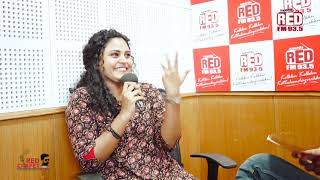 Vincy Aloshious | Red Carpet | RJ Mike | Red FM Malayalam