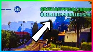 trillions of dollars money glitch gta 5 lastgenproblems collection of bugs glitches more