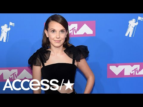 Millie Bobby Brown Rapped Cardi B's Part Of 'Girls Like You' On Stage With Maroon 5! | Access