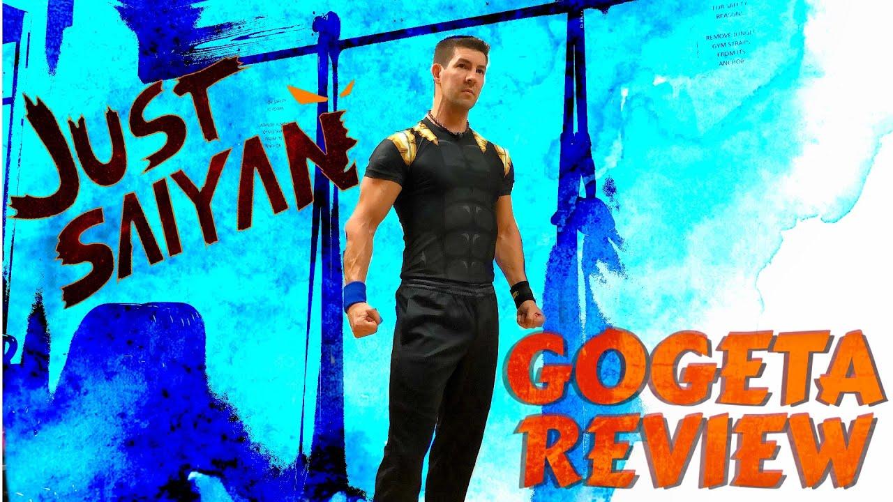 64c2cae666 JustSaiyan Gogeta Gear Review - YouTube