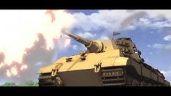 Girls und Panzer das Finale 2 (Battlefield V  Trailer)