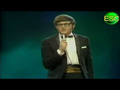 ESC 1968 13 - Norway - Odd Børre - Stress