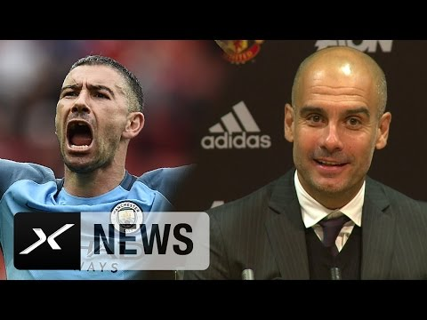 Pep Guardiola: Zahnverlust bei Aleksandar Kolarov im Derby | Manchester City