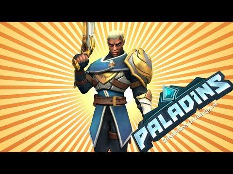 Campeão NOVO LEX! - Paladins