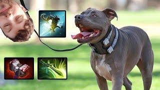 Leashing Some Dogs in 7.20 Dota   Gorgc Slark