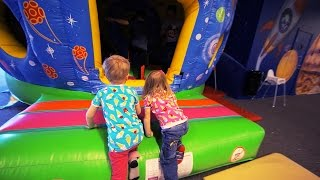 Indoor Playground Family Fun for Kids at Andy