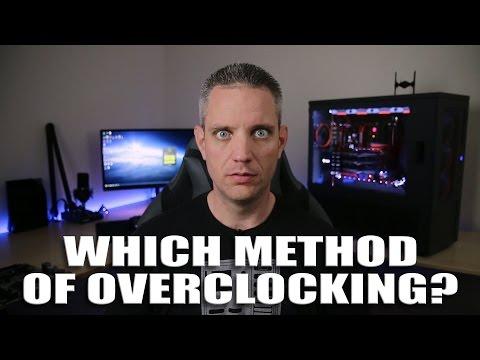 XMP vs Overclock