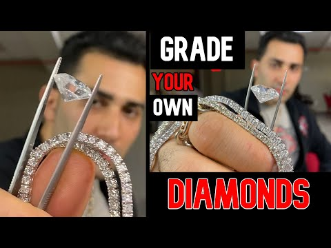 LEARN TO GRADE YOUR OWN DIAMONDS