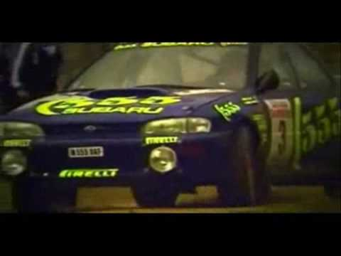 WRC Subaru Impreza STI 555 - With Pure Sounds