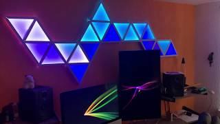 DIY $60 Nanoleaf Lamp (No 3D Printing and No Programming)