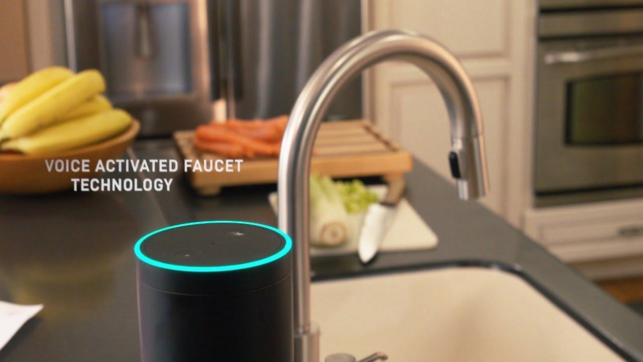 delta launches a smart faucet that