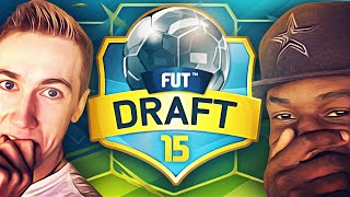 FUT Draft vs Simon!!! | FIFA 15 Ultimate Team