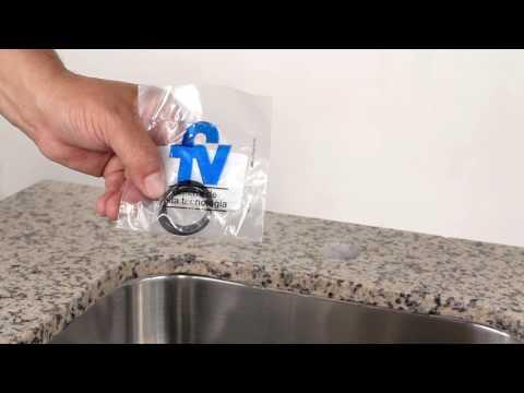 FV Paso A Paso: Cómo Reparar Un Monocomando De Cocina Con Pérdida. Caso 1