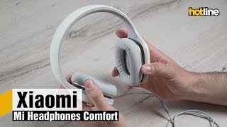 Xiaomi Mi Headphones Comfort — обзор наушников