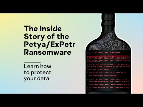 The Inside Story of the Petya/ExPetr Ransomware: Learn how to protect your data
