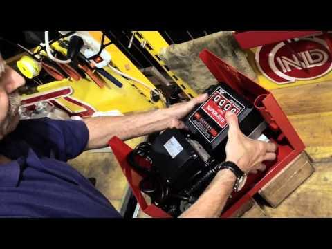 Diesel Pumpe Red Edition hergestellt bei Stahlhandel Will GmbH