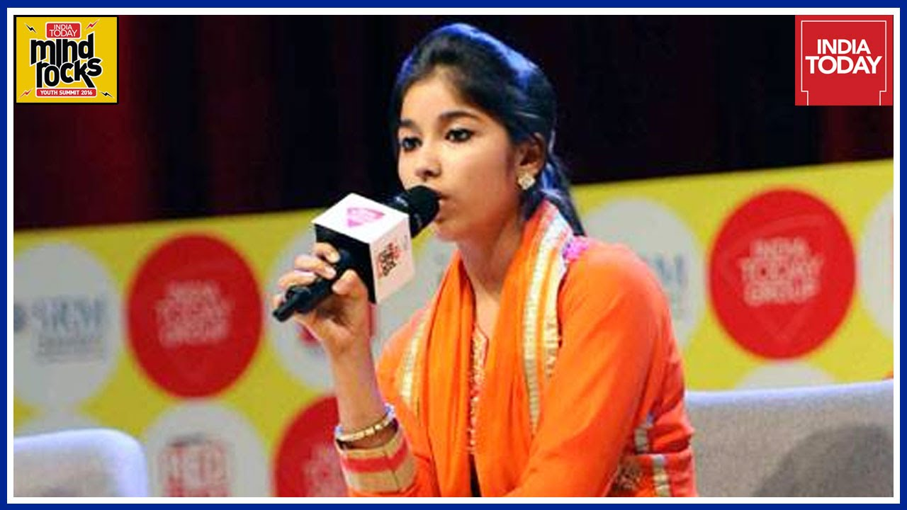 Mind Rocks: Women Can Enter Any Field Today Because Of Dr Ambedkar: Ginni Mahi