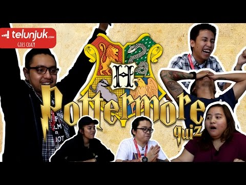 [TTGC] Telunjuk Team Takes on Pottermore! Which House Do We Belong To? (INDONESIA)