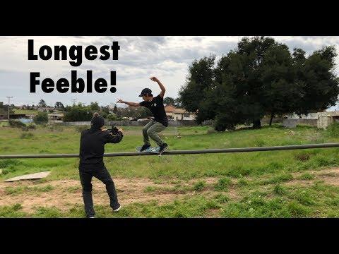 Longest Bs Feeble Challenge!