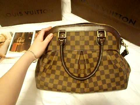 e92b1e3f75c Trevi. Louis Vuitton PM. Review - YouTube