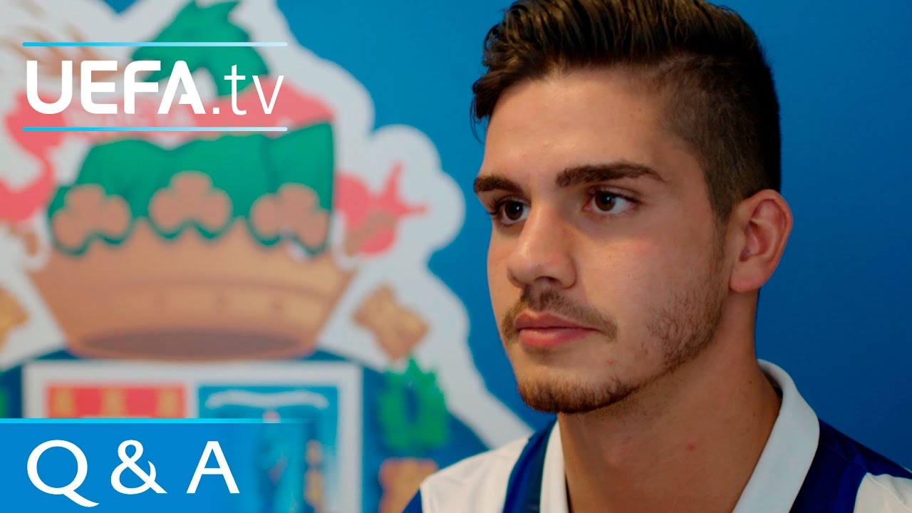 André Silva Q&A with the Porto star