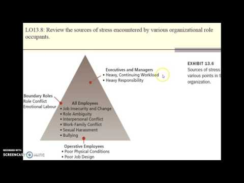 Module 12. Conflict and Stress Part 2