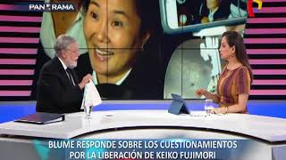 Entrevista a Ernesto Blume: