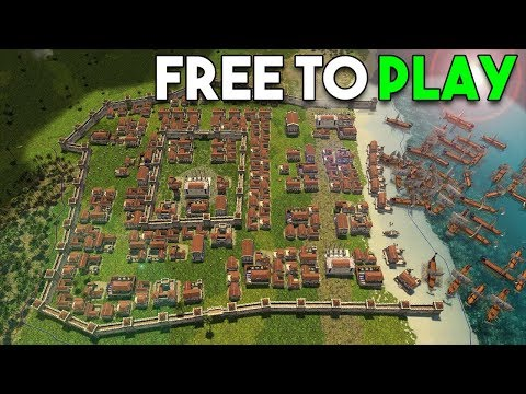 Free To Play Age Of Empires- 0AD - An INCREDIBLE Historical Strategy Game!