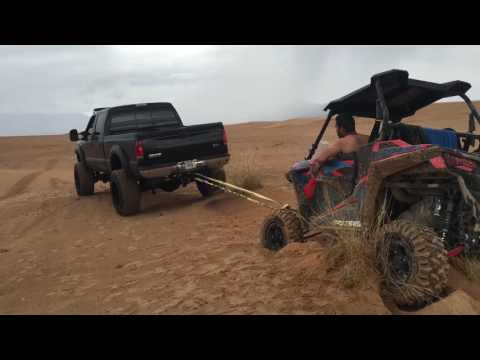 Ford Diesel at Apex Las Vegas