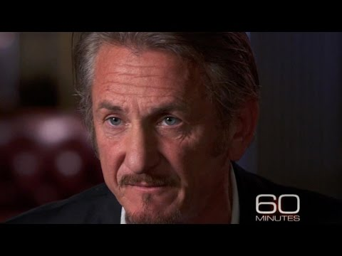 "Sean Penn breaks his silence on controversial ""El Chapo"" meeting"