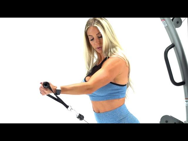 TuffStuff Fitness Six-Pak Functional Trainer (SPT-6X)