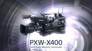 PXW-X400 Promotion Video