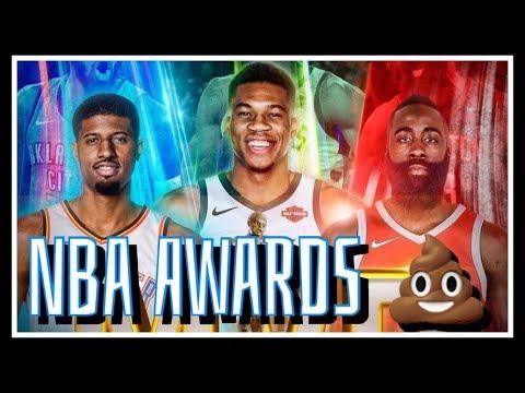 NBA AWARDS 2019: SON UN ASCO + PREDICCIONES