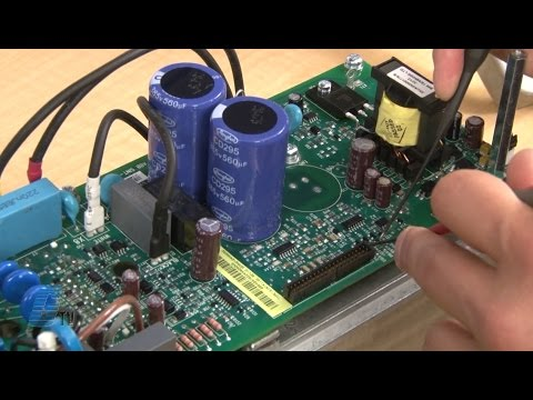 Galco Repairs ABB ACS550 AC Drives - YouTube