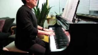 Les Parapluies de Cherbourg - Michel Legrand - Izak Matatya, piano