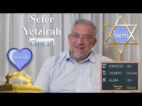 Kabbalah: Sefer Yetzirah - clase 18