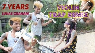 7 Years - Lukas Graham Violin Cover - Brian King Joseph