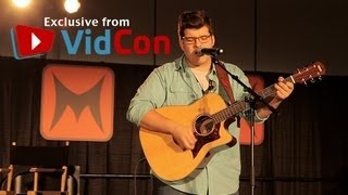 "VidCon 2012 - Noah Performs ""Time"""
