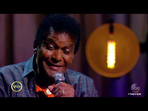 Charley Pride Performs 'Kiss An Angel Good Mornin' | The View