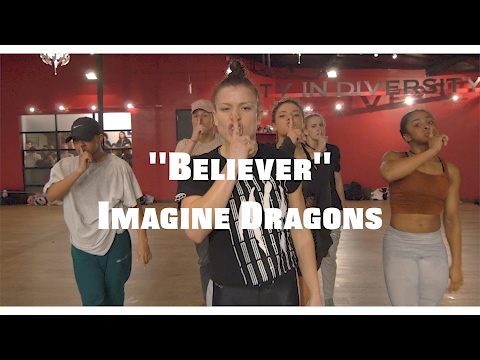 Believer  Imagine Dragons   Janelle Ginestra