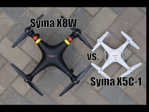 Aug 9, 2015. Roughly a year after it was released, syma came up with the so-called upgraded version of the x5c and named it the x5c-1. Along with the.