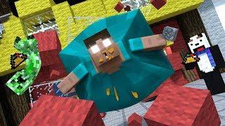 Fat Herobrine Life 2 - Minecraft Animation