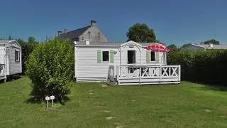 Met de camper naar de westkust van Frankrijk deel 8 camping Reine Mathilde in Etreham,en Bayeux