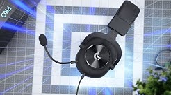 Logitech G Pro X Headset Review - OH BABY!