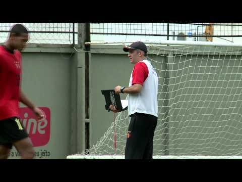 Replay - Sport com time misto para o jogo contra o Brasília 01 05 14 - TV Jornal/SBT