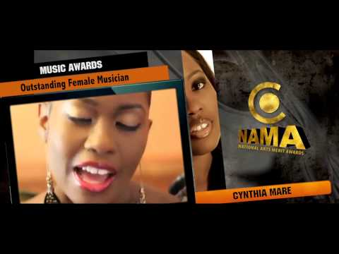NAMA Outstanding Female Musician 2015