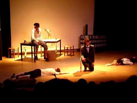 Marius -Empty chairs at empty tables- (french version) Les Misérables