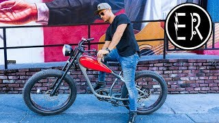 Harley style electric bike cruises like a dream: Civi Bikes Cheetah + MILES BOARD GIVEAWAY RESULTS!