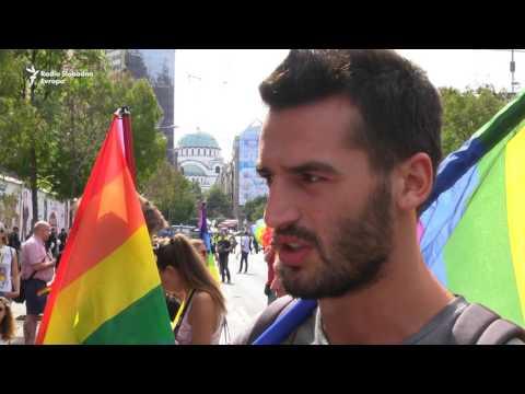 Parada Ponosa U Beogradu: Najduža šetnja I žurka U Centru Grada